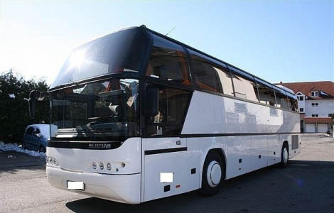 автобус Минск-Затока
