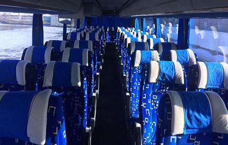 комфортабельный автобус Минск Затока