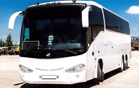 автобус Минск-Железный порт